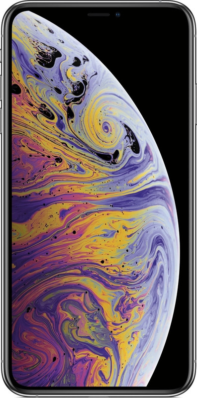 Смартфон Apple iPhone XS Max 4/64GB, серебристый
