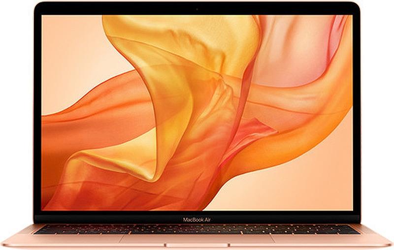 Ноутбук Apple MacBook Air MREE2RU/A, Space Gold, темно-золотистый, золотой ноутбук apple macbook air 11 mjvp2ru a mjvp2ru a