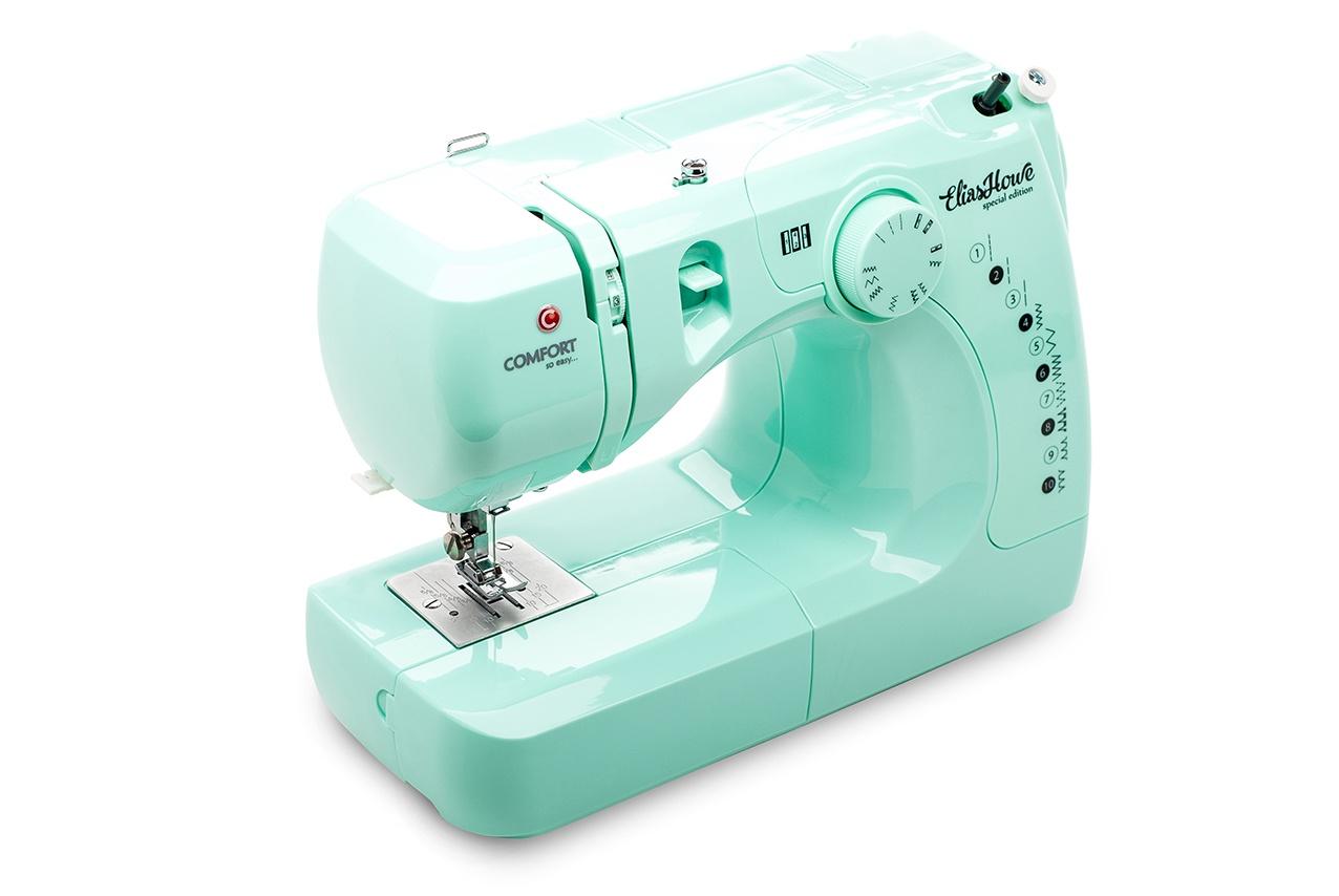 Швейная машина Comfort 25, салатовый