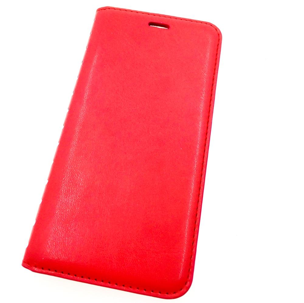 Чехол для сотового телефона Мобильная мода Lenovo VIBE S1 Lite Чехол-книжка c отделом для карт QUINS, красный