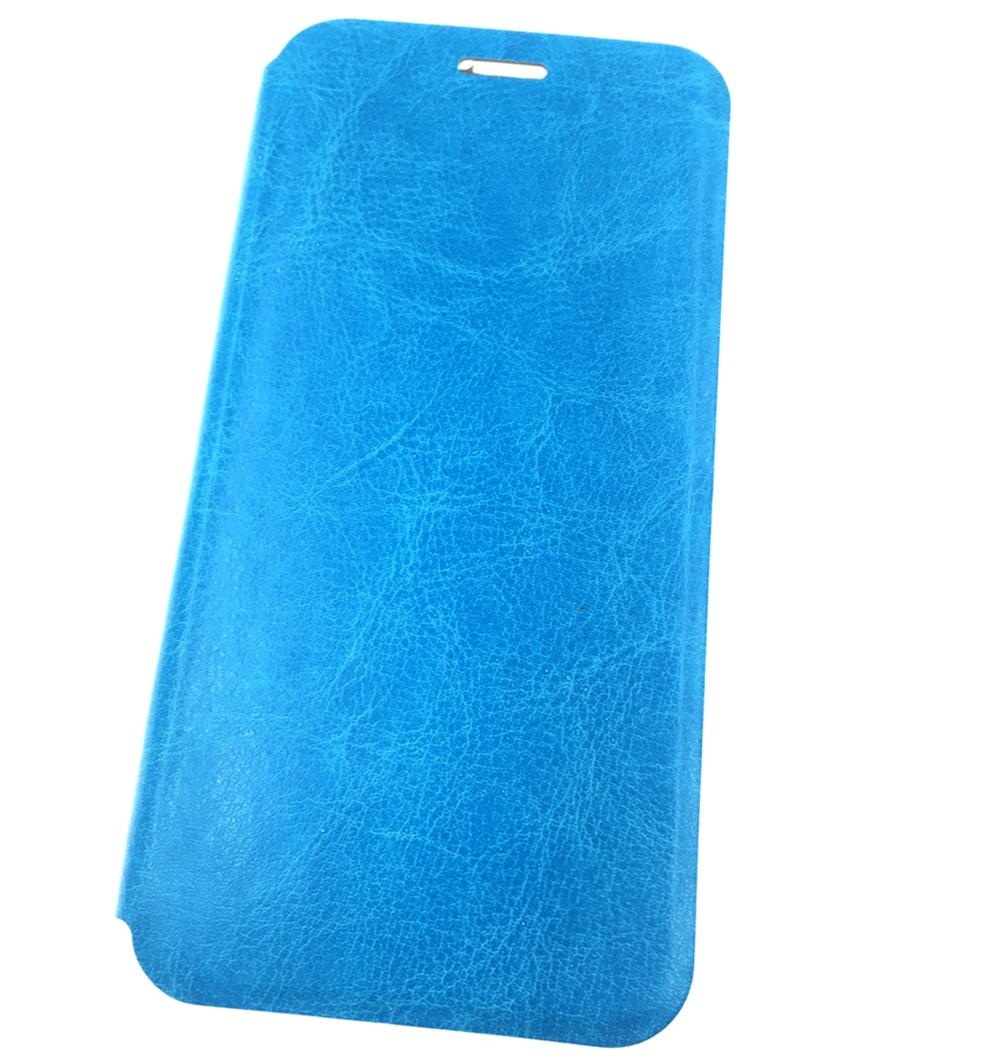 Чехол для сотового телефона Мобильная мода Xiaomi Redmi 5 Чехол-книжка пластиковая с подставкой, бирюзовый чехол для сотового телефона мобильная мода samsung s9 чехол книжка пластиковая под оригинал 1535 синий