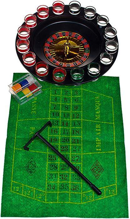 Настольная игра Red Cube Пьяный Лас-Вегас разноцветный цена
