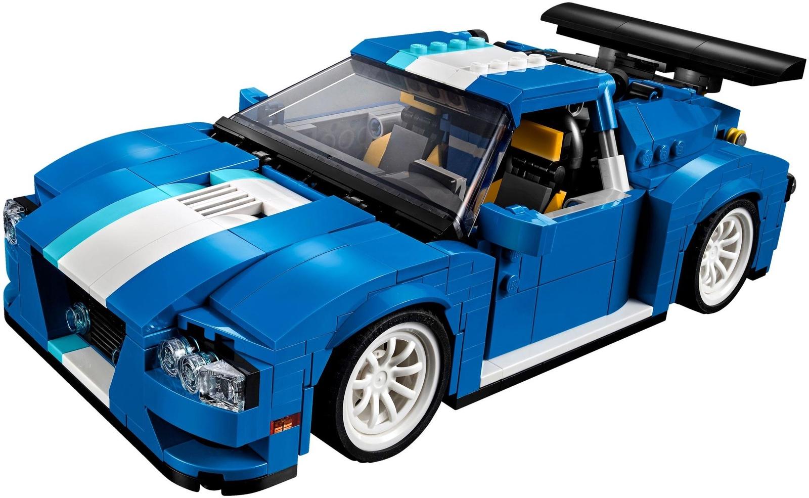 Пластиковый конструктор LEGO 31070