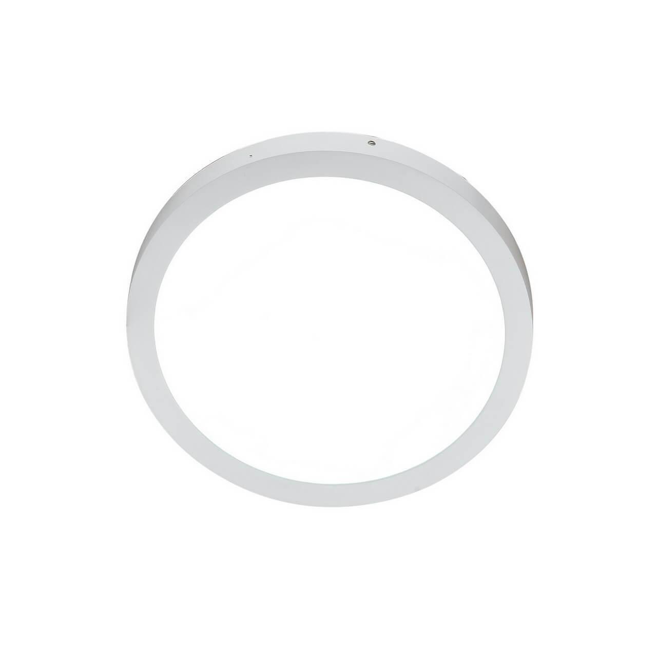 Накладной светильник Favourite 1347-24C, LED, 24 Вт потолочный светильник favourite flashled арт 1341 24c