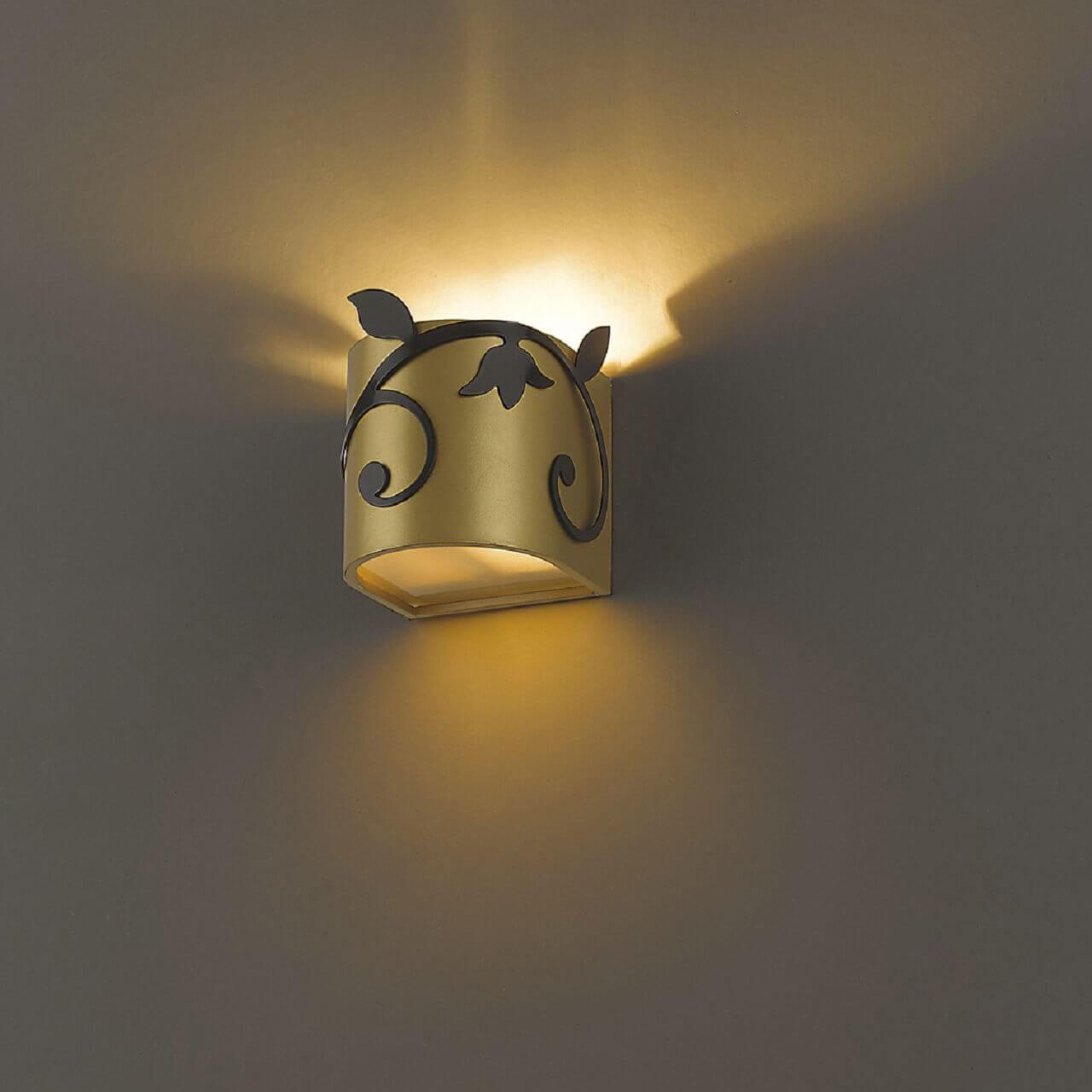 Настенный светильник Favourite 1465-1W, G9, 40 Вт