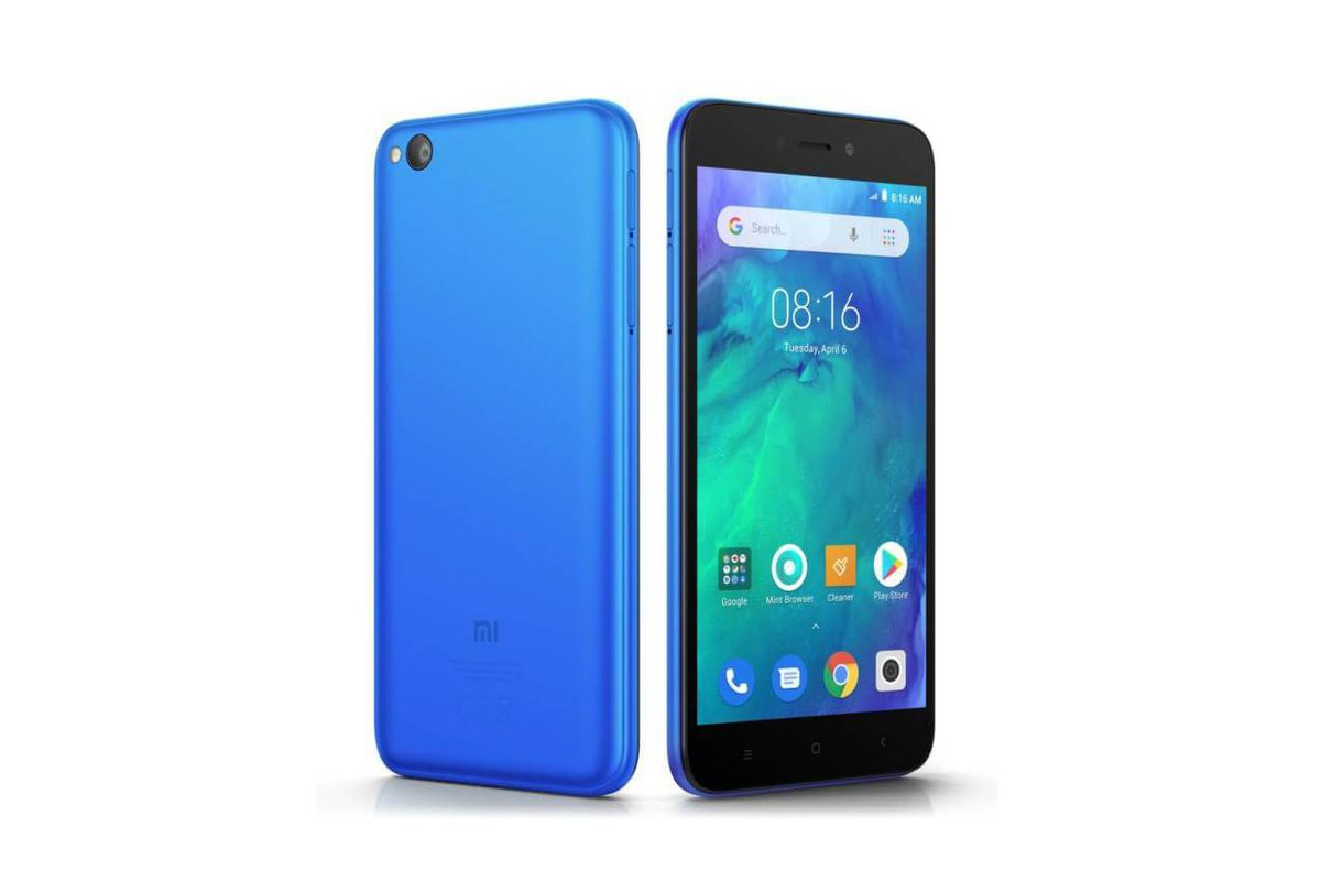 Смартфон Xiaomi Redmi Go 1/16 blue, синий redmi go 1 8gb blue