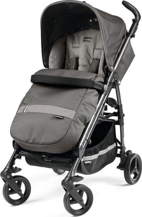 Коляска прогулочная Peg-Perego Si Class, IPSZ300000SU53SU73, серый автокресло для новорожденных 0