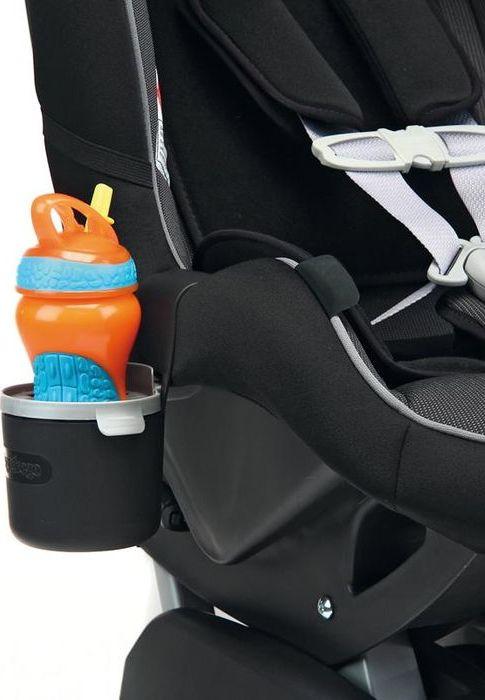 зонты для колясок Подстаканник для колясок-трость Peg-Perego, IKTR0026NGR, черный