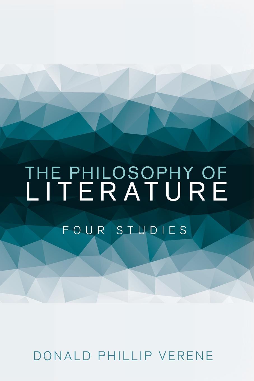 Donald Phillip Verene The Philosophy of Literature joyce james finnegans wake