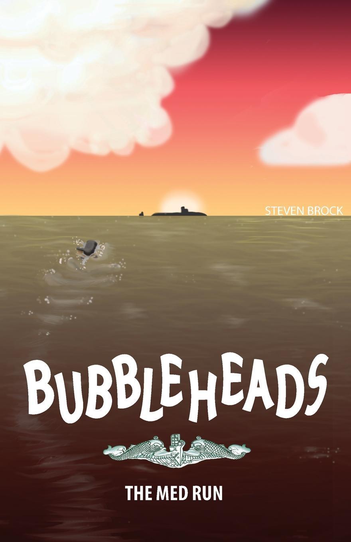 Steven Brock Bubbleheads. The Med Run nutkin on the run