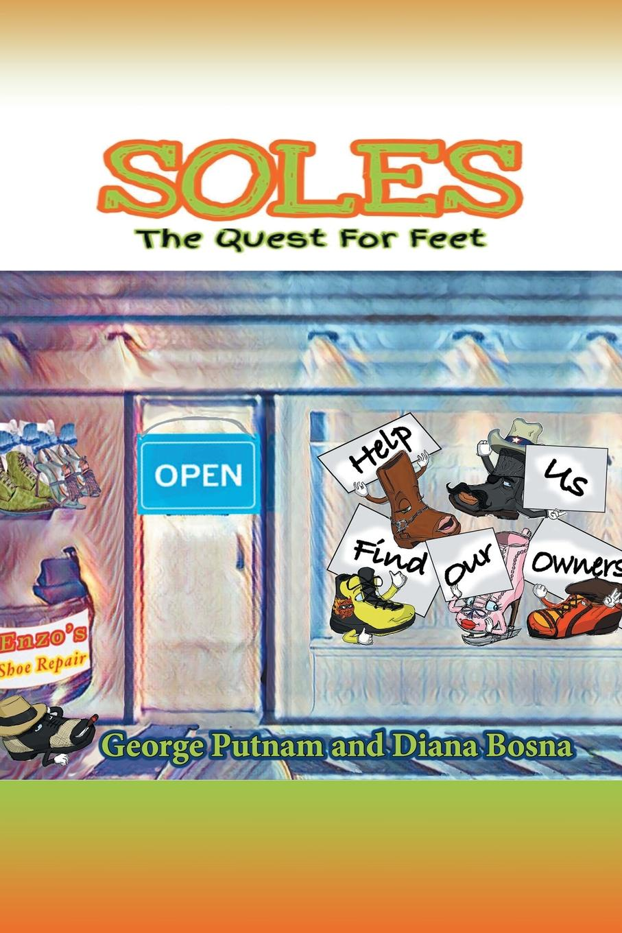 George Putnam, Diana Bosna Soles. The Quest for Feet free shipping 40pcs lot tip41c tip42c darlington transistor pair tube to 220 new original