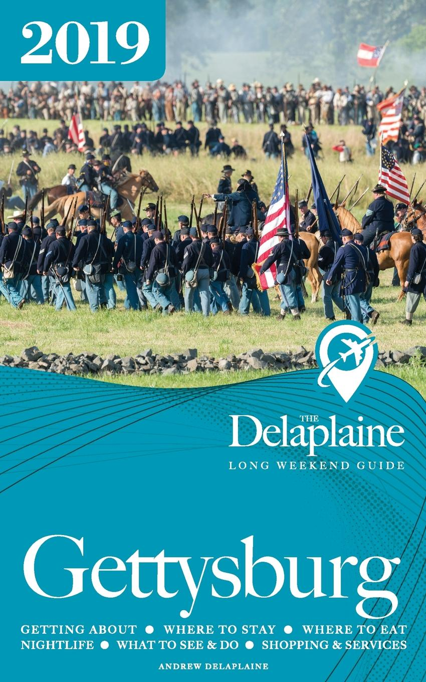 Andrew Delaplaine GETTYSBURG - The Delaplaine 2019 Long Weekend Guide 20pcs lot tps61221dckr tps61221