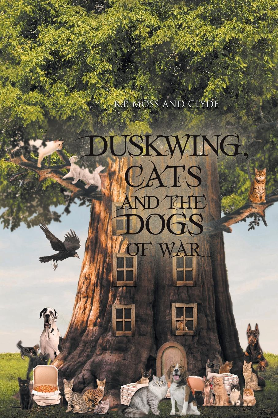 R.P. Moss, Clyde Duskwing, Cats and the Dogs of War women heroes of world war ii