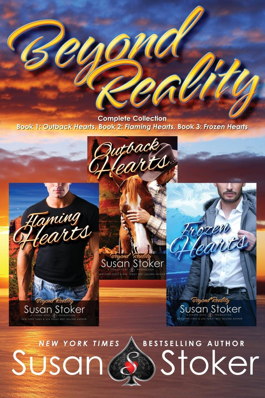 Susan Stoker Beyond Reality Complete Collection