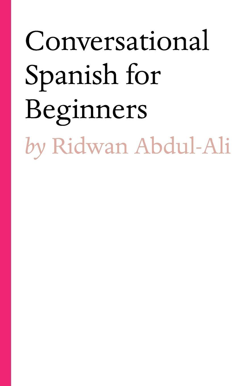 Conversational Spanish for Beginners