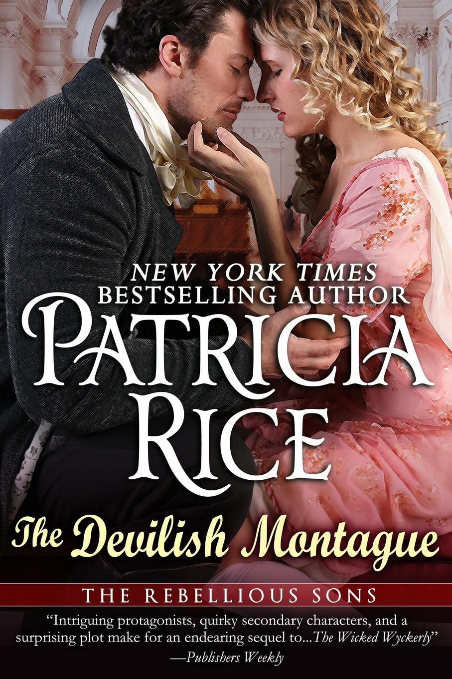 Patricia Rice Devilish Montague. A Rebellious Sons Novel Book Two free shipping kayipht cm400ha1 24h can directly buy or contact the seller