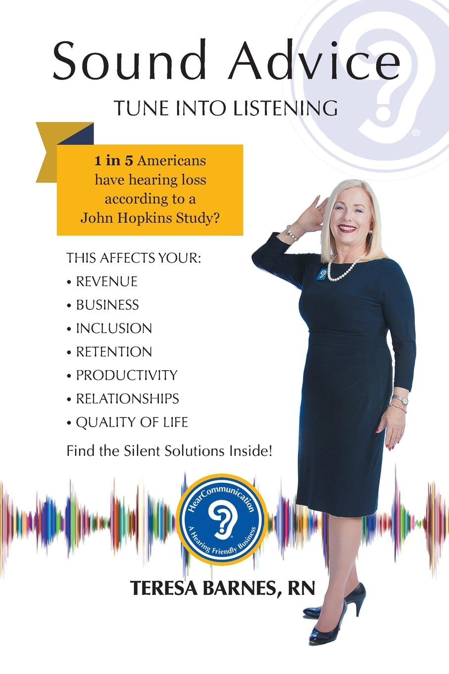 Teresa Barnes RN Sound Advice. Tune into Listening pocket hearing aid deaf aid sound audiphone voice amplifier digital sound amplifier ear amplifier hearing aids for elderly s 7b