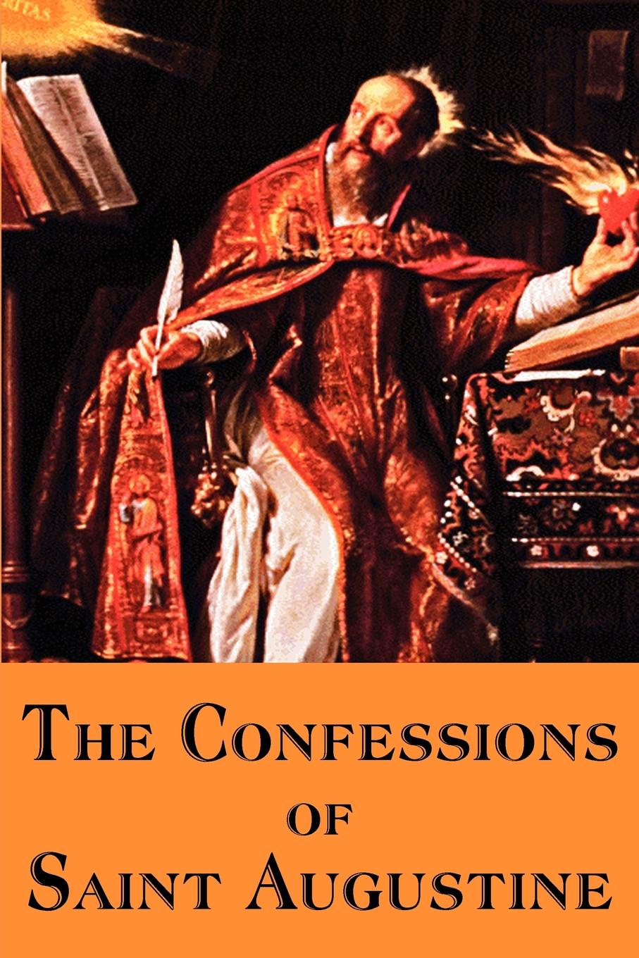 Saint Augustine The Confessions of Saint Augustine kilian in the city of sin