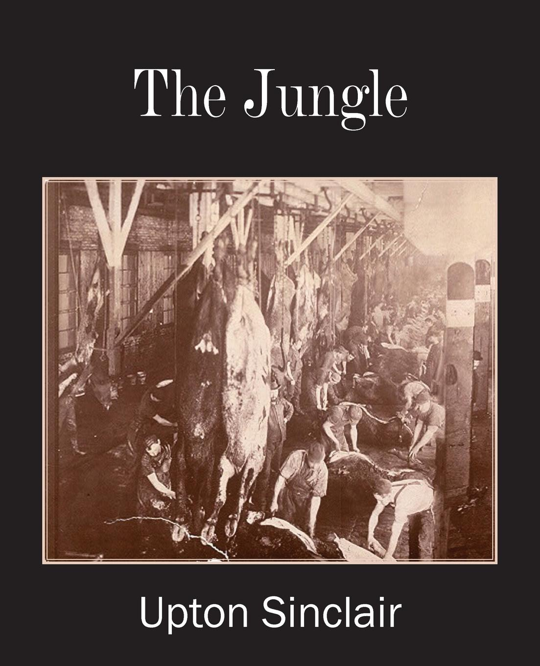 цена Upton Sinclair The Jungle онлайн в 2017 году
