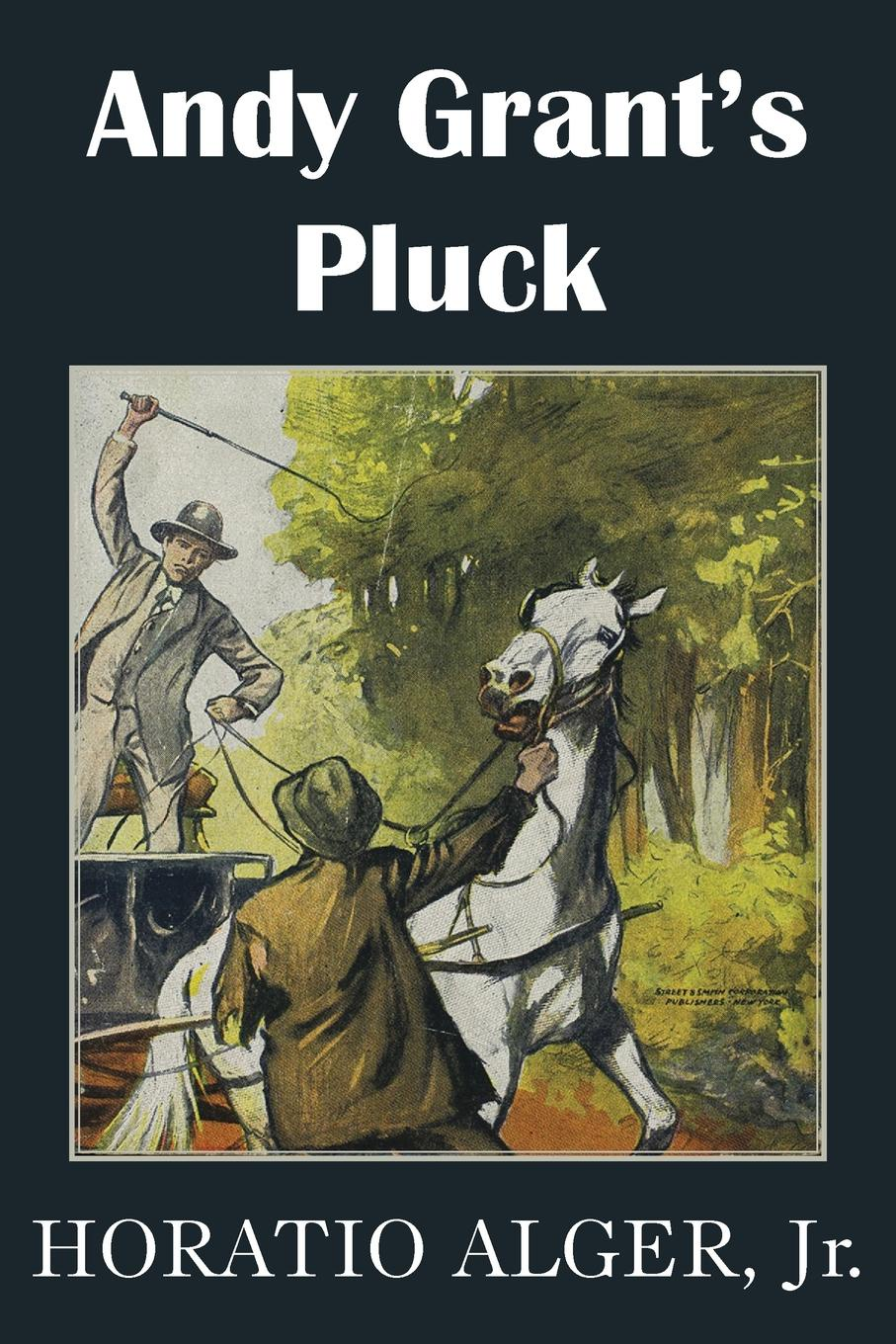 Horatio Jr. Alger Andy Grant.s Pluck