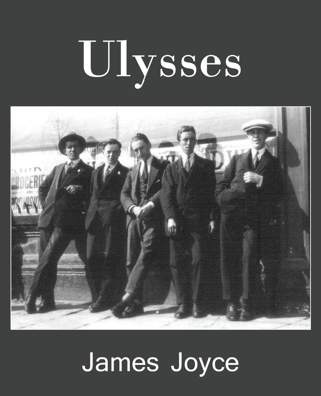Джеймс Джойс Ulysses