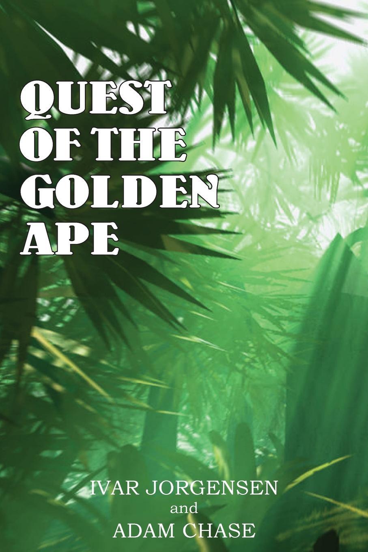 Randall Garrett, Stephen Marlowe Quest of the Golden Ape