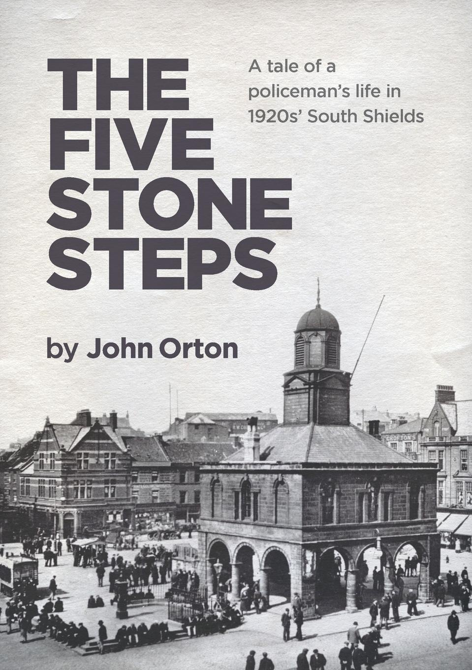 John Orton The Five Stone Steps mark shields simon martin the cam coach