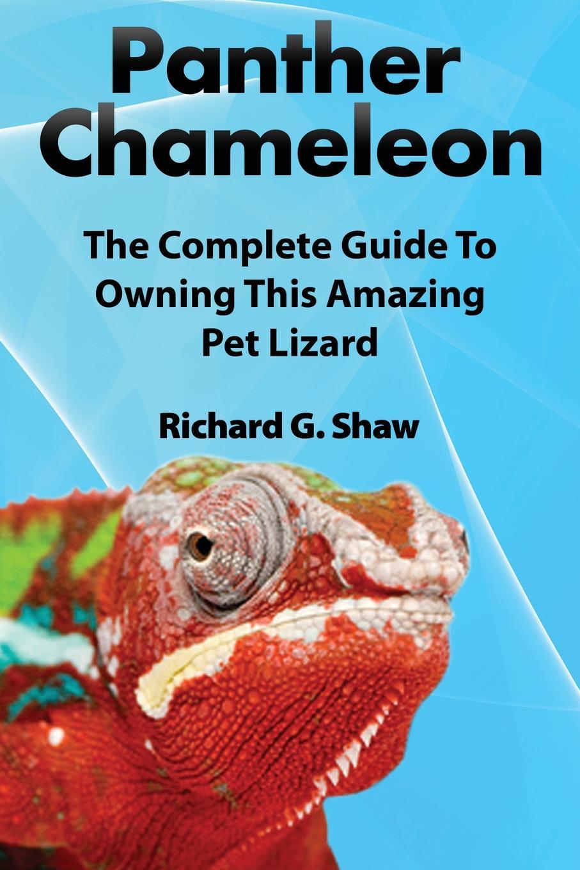 Richard G. Shaw Panther Chameleons, Complete Owner.s Manual music for chameleons