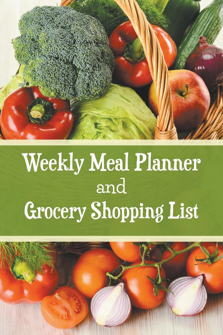 Karen S. Roberts Weekly Meal Planner and Grocery Shopping List siobhan vivian the list