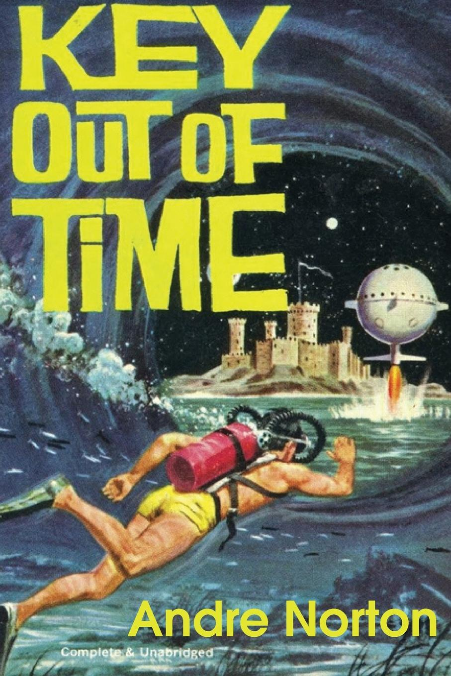 Andre Norton Key Out of Time the time traders