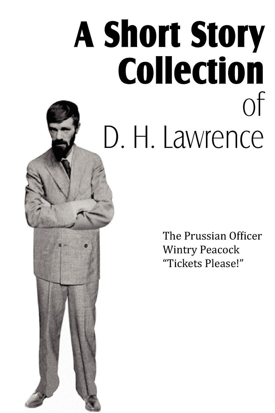 D. H. Lawrence A Short Story Collection of D. H. Lawrence недорго, оригинальная цена