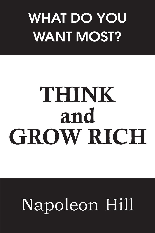 лучшая цена Napoleon Hill Think and Grow Rich