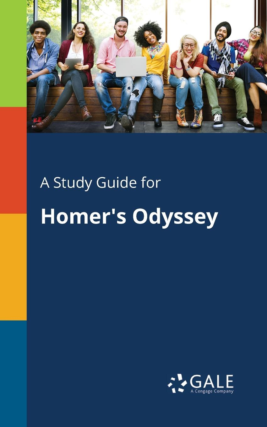 цена Cengage Learning Gale A Study Guide for Homer.s Odyssey онлайн в 2017 году