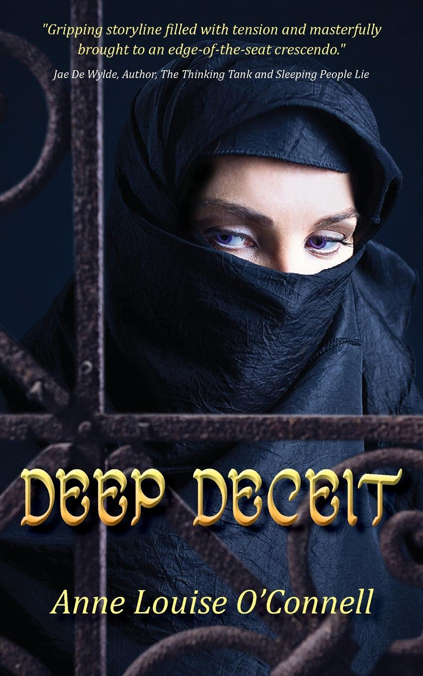 Anne Louise O'Connell Deep Deceit susan connell tall dark and temporary