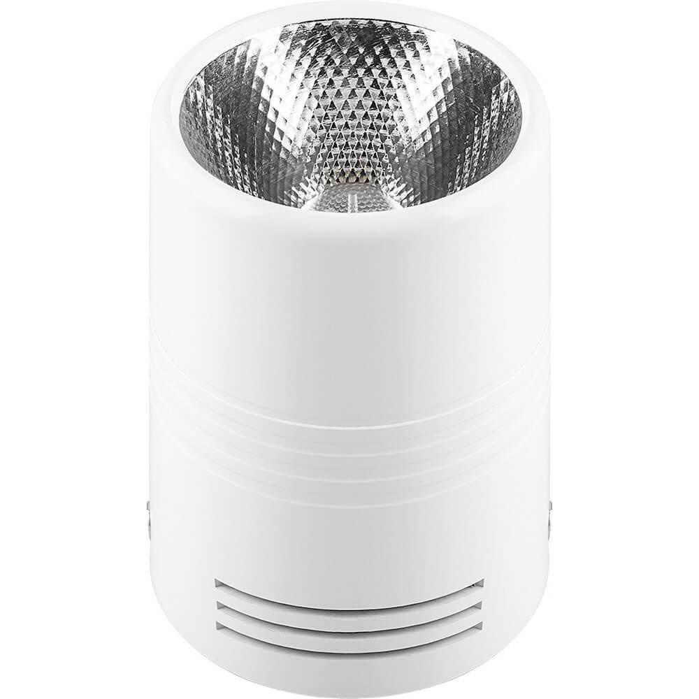 купить Накладной светильник Feron 29577, LED, 10 Вт по цене 970 рублей