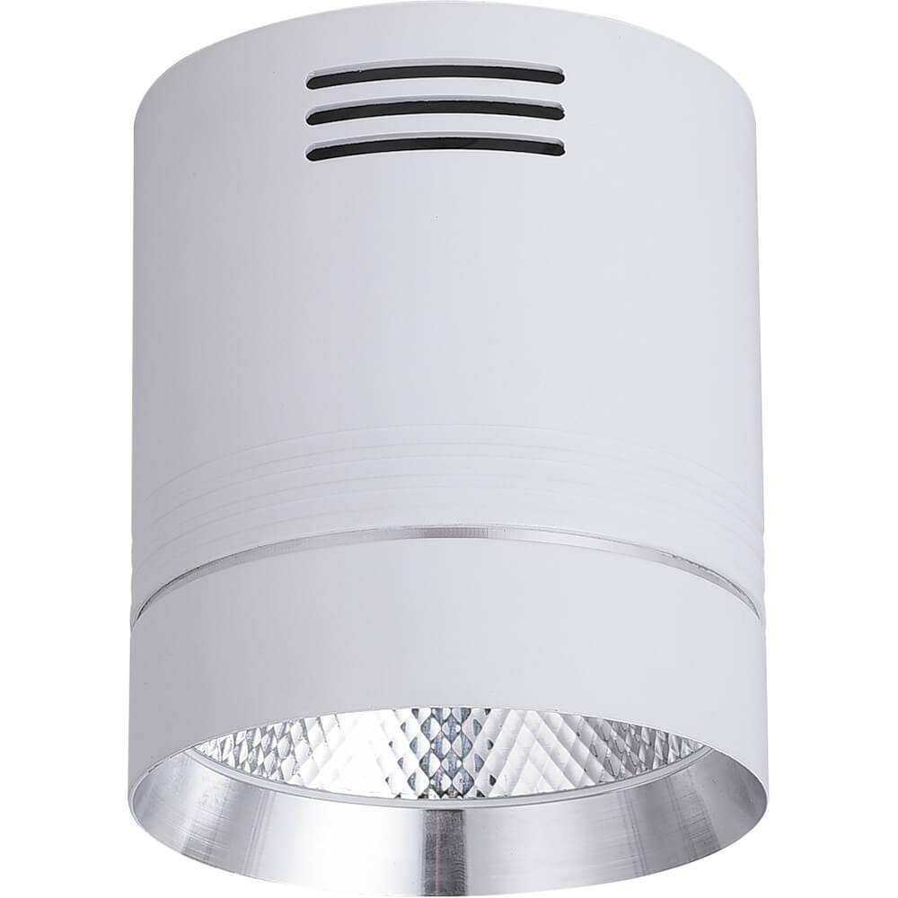 купить Накладной светильник Feron 32467, LED, 10 Вт по цене 1351 рублей