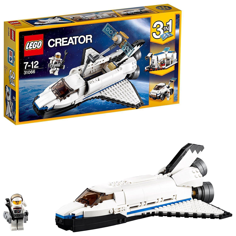 Пластиковый конструктор LEGO 31066