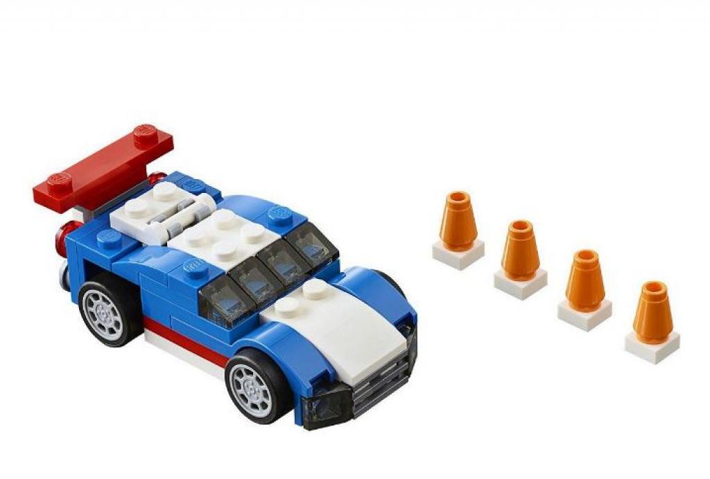 Пластиковый конструктор LEGO 31027