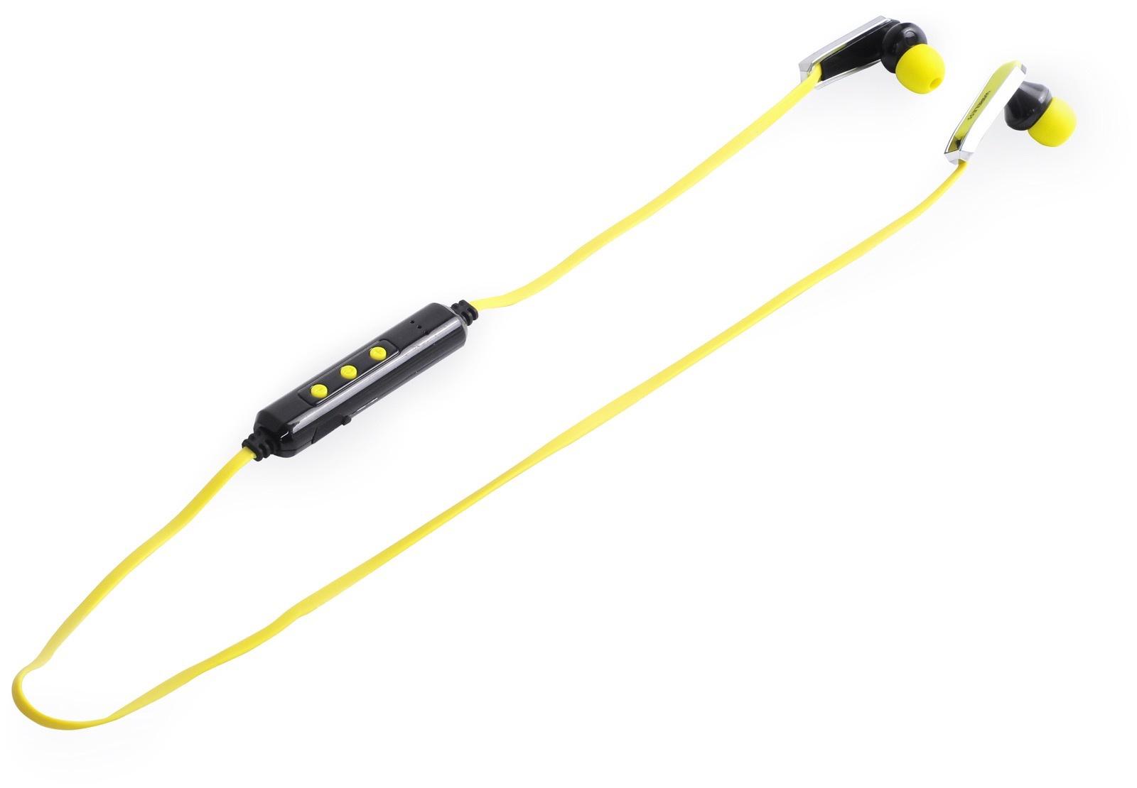 Беспроводные наушники iNeez Wireless Stereo With in line mic 908644, зеленый цена