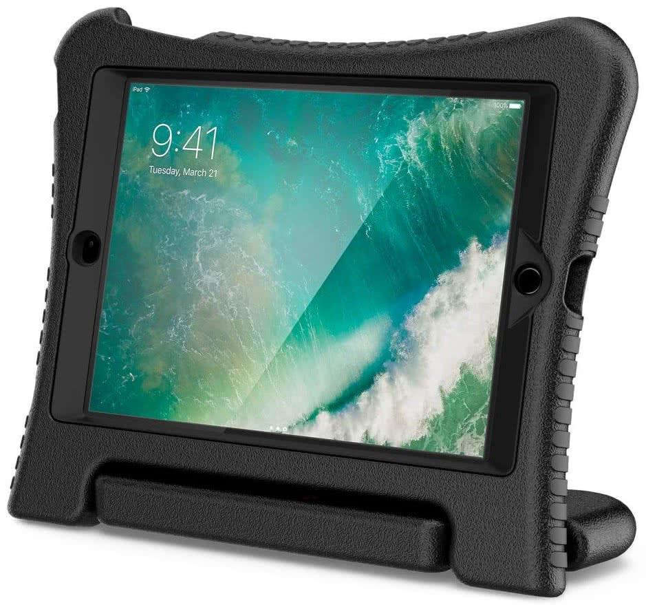 """Чехол для планшета SGP Case Play 360 для iPad 9.7"""", черный"""