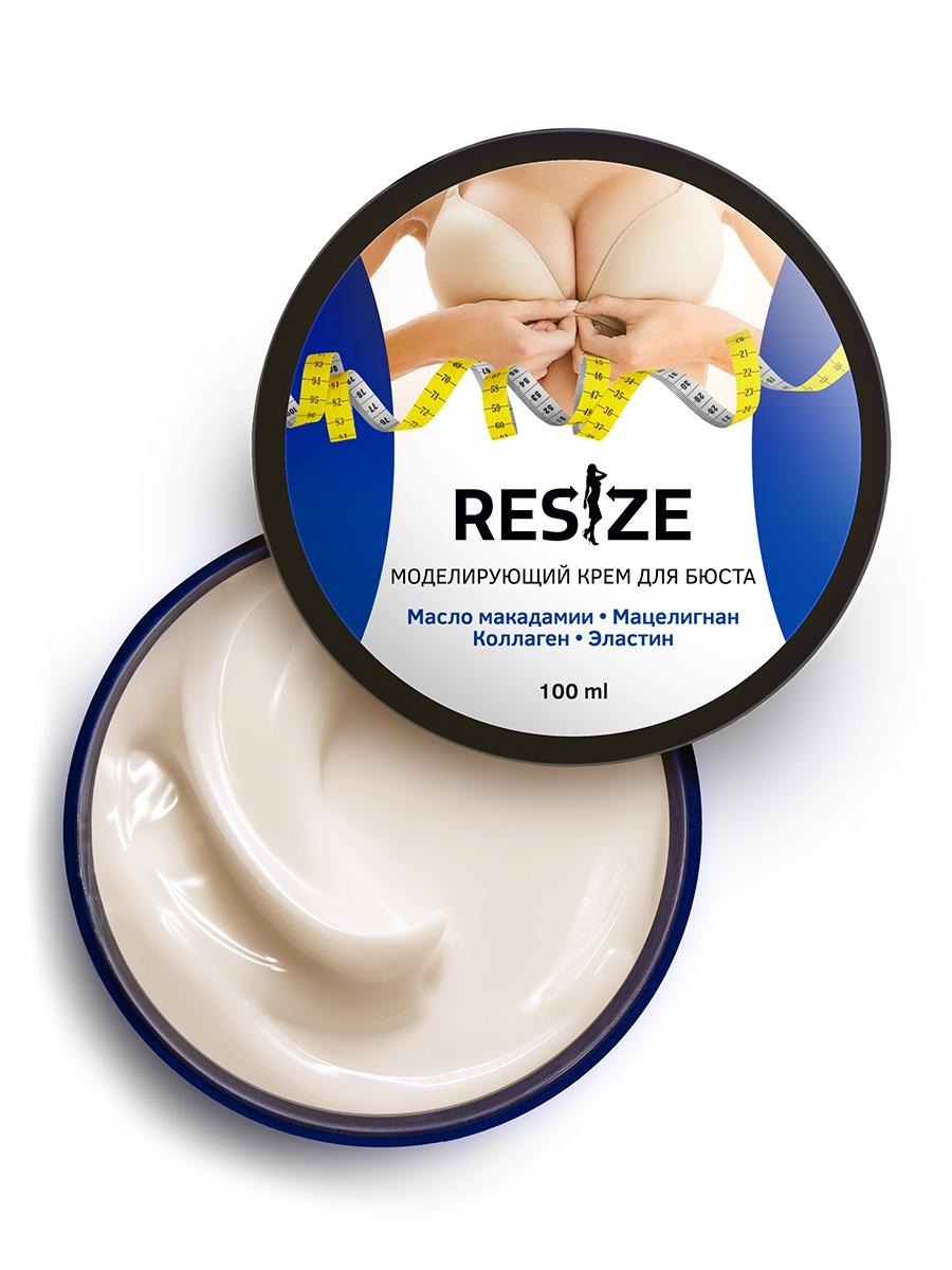Крем для ухода за кожей ReSize Моделирующий для бюста, 100 мл крем для рук для очень сухой кожи интенсивный уход garnier 100 мл