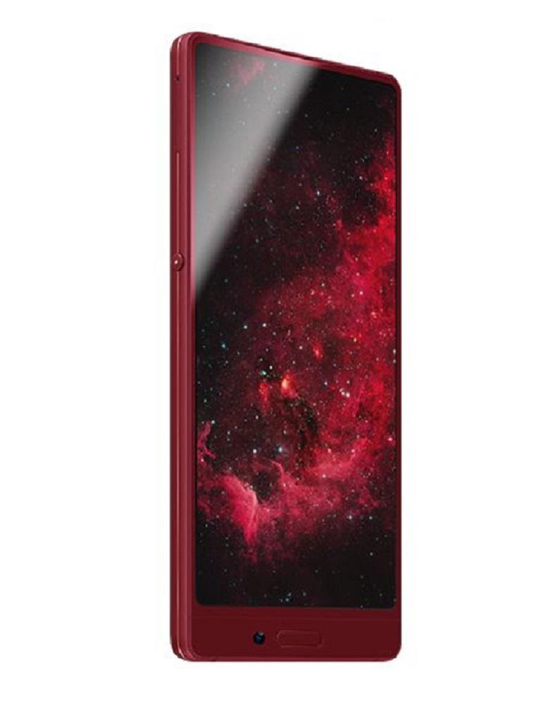 Смартфон Smartisan U3 Special Edition 4/32GB rainbow red цена и фото