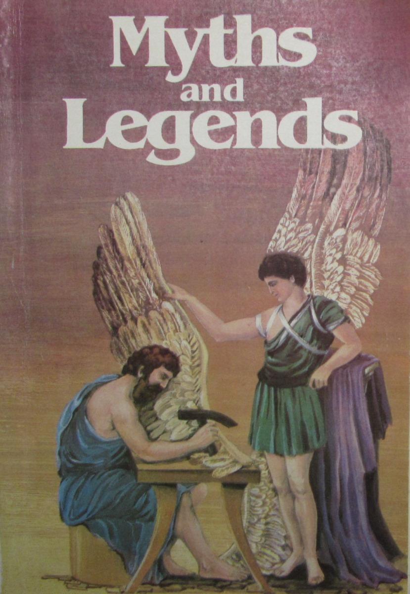 Myths and legends/Мифы и легенды graham watkins welsh legends and myths