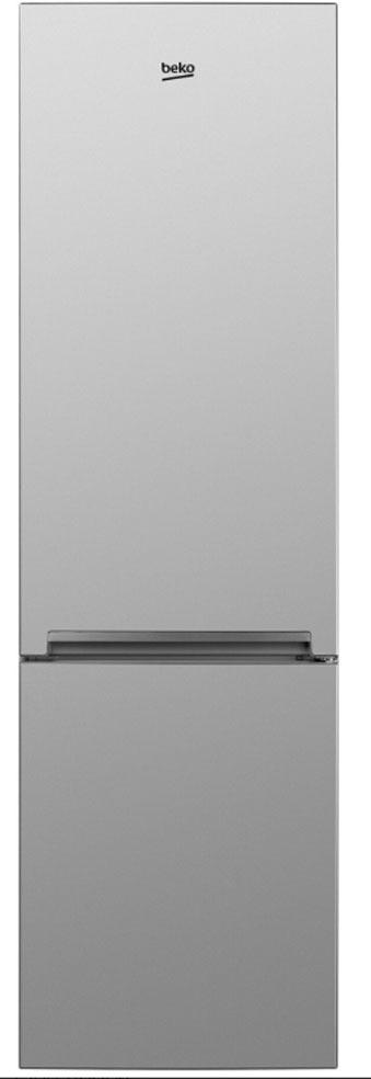 Холодильник Beko RCSK310M20S, серебристый