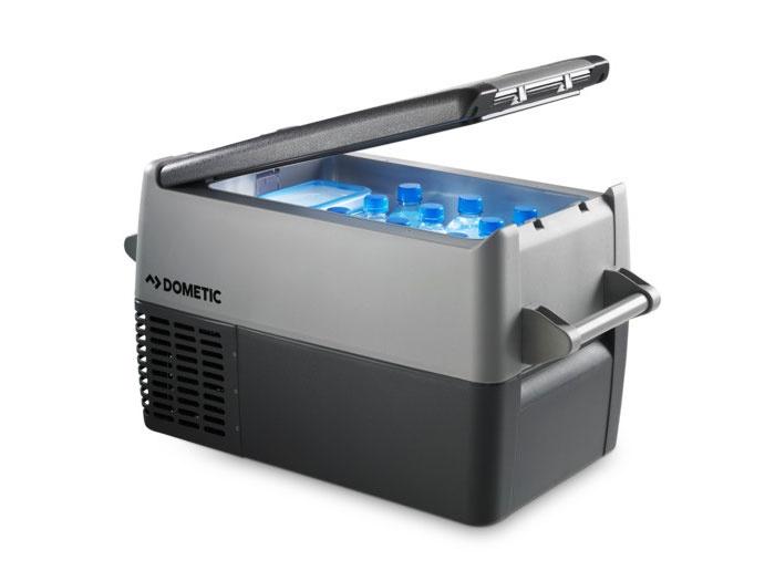 Автохолодильник Dometic CF-35, светло-серый, темно-серый kомпрессорный автохолодильник alpicool cf 55 55л 12 24 220в