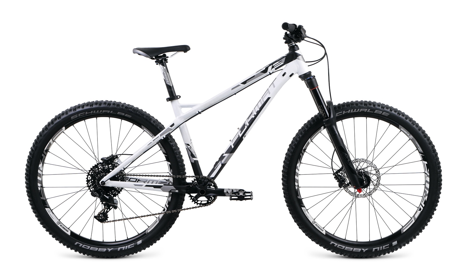 цена на Велосипед Format RBKM8T67E002, черный