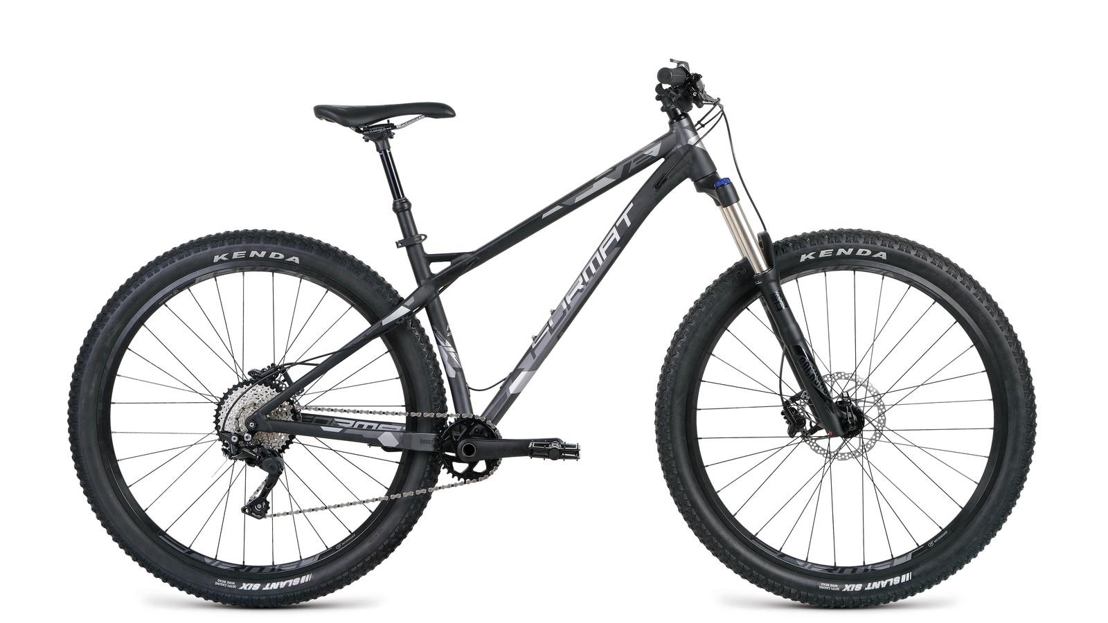 цена на Велосипед Format RBKM9M690005, черный