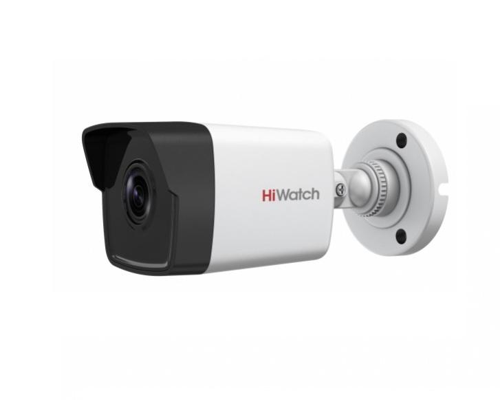IP камера Hiwatch DS-I100 2.8MM, белый