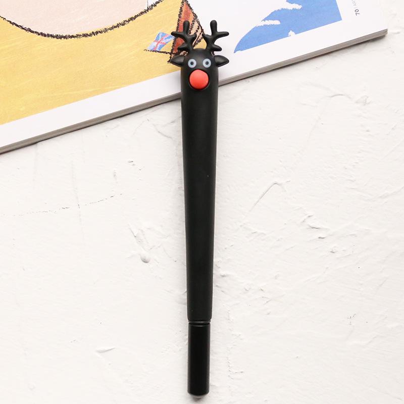 Ручка TopSeller Гелевая (олень)