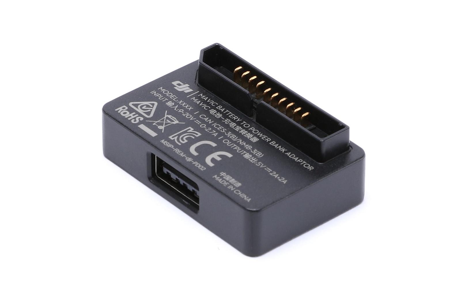 Аксессуар для квадрокоптера DJI Зарядное устройство от аккумулятора Mavic Air для смартфона (part5) черный стоимость